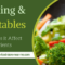 Cooking & Vegetables – How Does Cooking Affect Nutrients