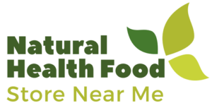 Natural Health Food Store Near me Logo