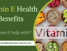 Vitamin E Health Benefits
