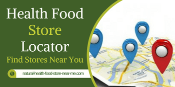 health food store locator