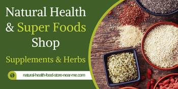 health food & super food shop