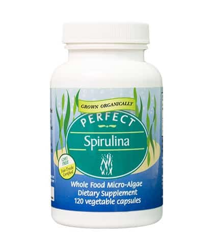 Perfect Spirulina - Organic & Fairly-traded Spirulina ...