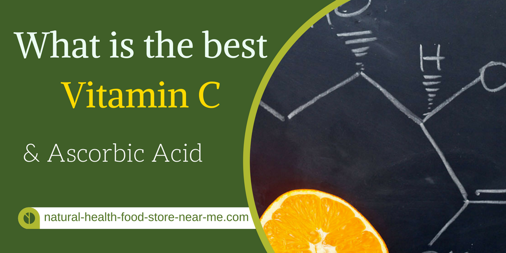 what is the best vitamin c