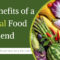 The benefits of a natural food blend