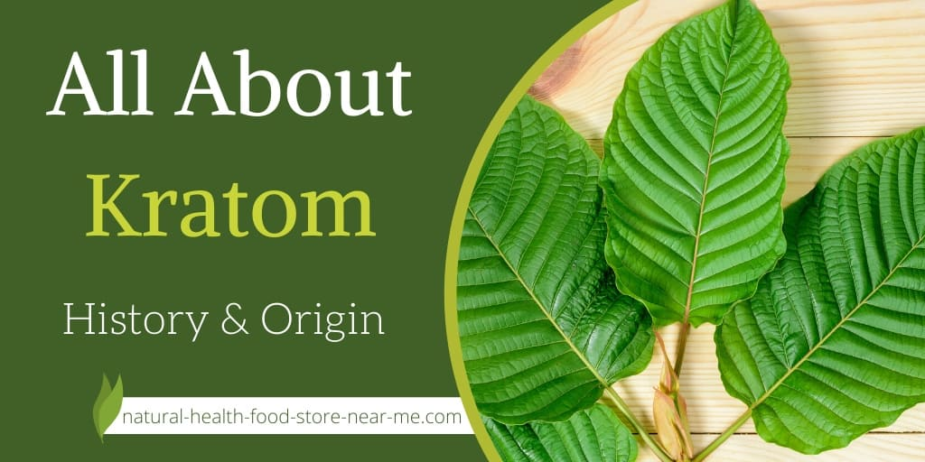 ALL ABOUT KRATOM